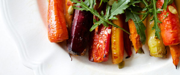 carrots-on-plate